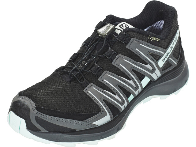 Salomon XA Lite GTX Trailrunning Shoes Damen black/magnet/fair aqua